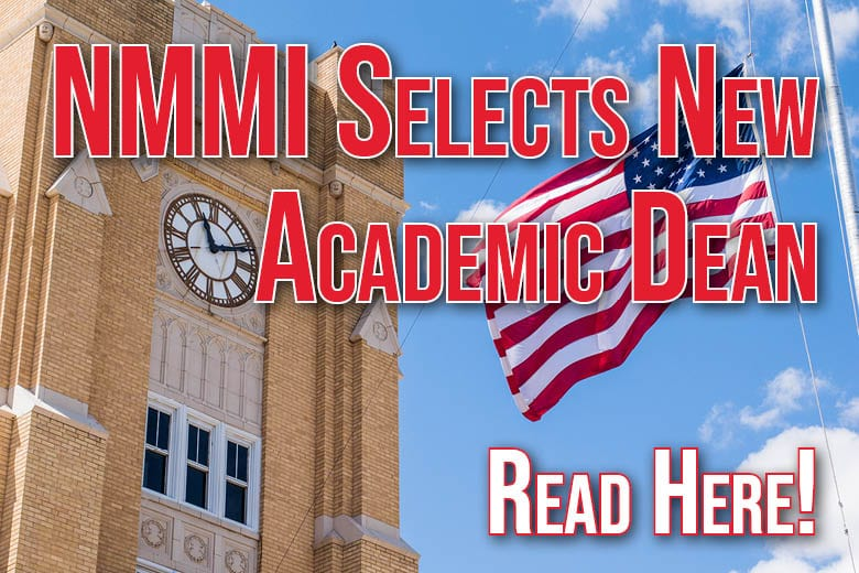 NMMI Selects New Academic Dean
